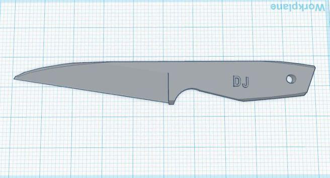 Knife Design